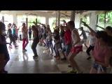 Rumba Columbia Battle - Agua Blanca Salsa Festival
