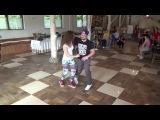MK Salsa con Rumba (пары) - Daniel Carol y Irina Kozar (Agua Blanca Salsa Festival)