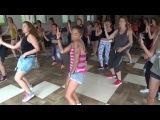 (Рабочий процесс) DANCEHALL - Anna Guarana - Agua Blanca Salsa Festival