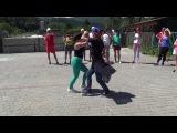 MK Bachata Fintas - Alex &amp Valeri Orischenko - Agua Blanca Salsa Festival