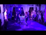 Reggaeton Battle Liuda Sheik &amp Maria Colorada (Agua Blanca Salsa Fest)