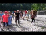 Rumba guaguanco-2 con Annelys Perrez - Agua Blanca Salsa Festival