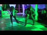 Daniel Carol y Irina Kozar - Timba (improvisation) - Agua Blanca Salsa Fest
