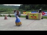 MK Orishas - Oya - Annelys Perrez - Agua Blanca Salsa Festival