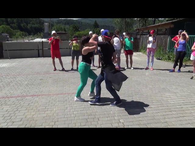 MK Bachata Fintas - Alex Valeri Orischenko - Agua Blanca Salsa Festival