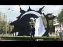 В Караганде открыли памятник Виктору Цою
