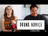 DRUNK ADVICE WITH GRACE VICTORY  Hannah Witton