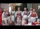 Вокальный поединок ансамблей Отрада и Горница.