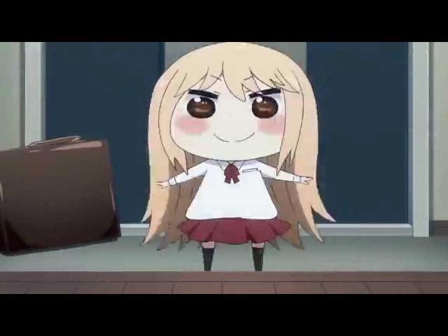 Двуличная сестрёнка Умару чан! (Himouto! Umaru chan) [Аниме Прикол]