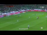 Бетис - Депортиво (Обзор матча)