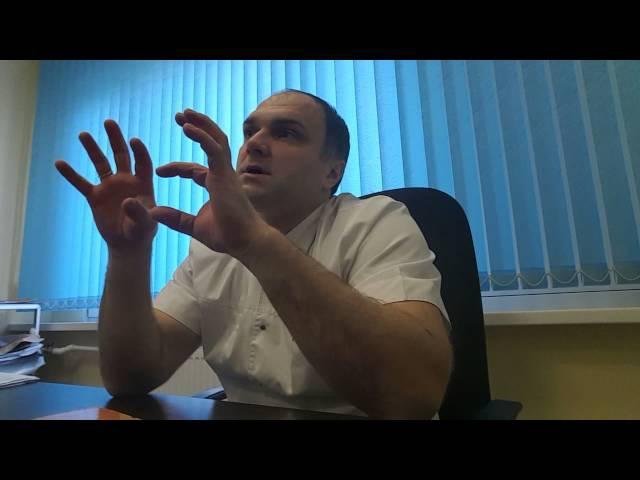 Эндопротезирование тазобедренного сустава. 1 серия
