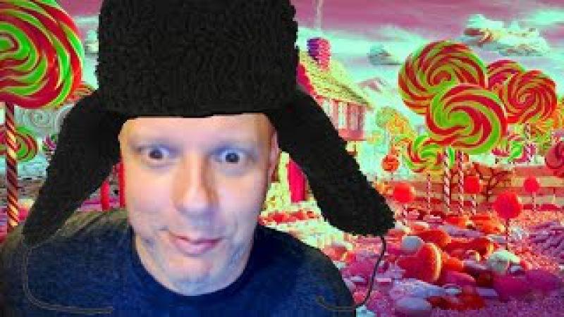 Американец пробует Русскую еду, счастлив до сквернословия ! muvie community collage