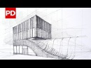 Drawing Termeh Office Commercial Building Daily Architecture Sketches 10