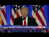 TRUMP BLATANTLY IGNORES REPORTERS