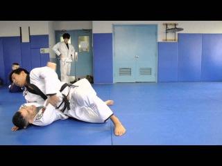 PASSING SIT UP GUARD: Knee Slide Pass