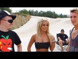 Бэкстейдж видеоклипа  Бьянка &ampquotБез сомнения&ampquot (Эксклюзив для RAIDA)