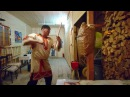 Славяно горицкая борьба.Отработка ударов Радогоры на примере работы с палками-техники мечей.