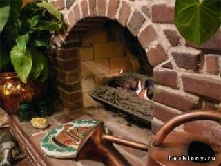 Дизайн домашнего очага - камина