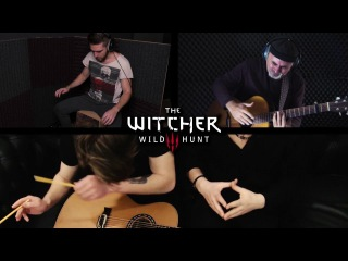 The Witcher 3 | Hunt Or Be Hunted | Fathers Sons (Presnyakov/Toczko) on guitars, pencils and cajon