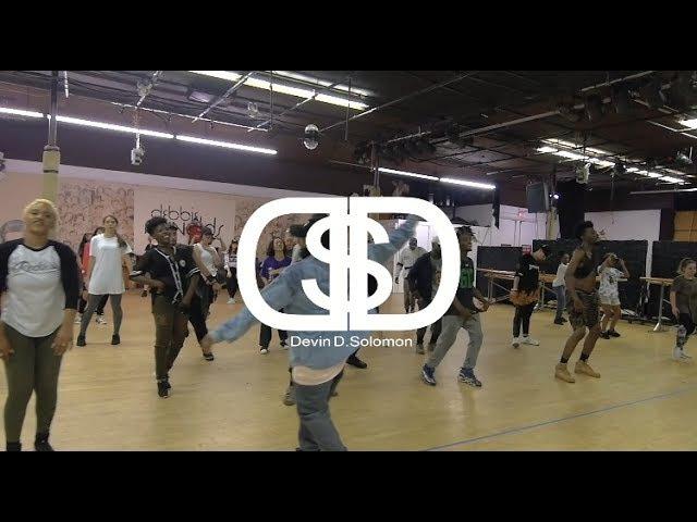 Devin Solomon Choreography   Dj Drama - Wishing (Remix)