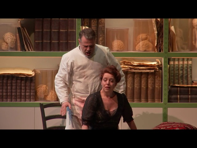 Wagner - Parsifal (Part II) Gerald Finley, Christopher Ventris, Nina Stemme_2017