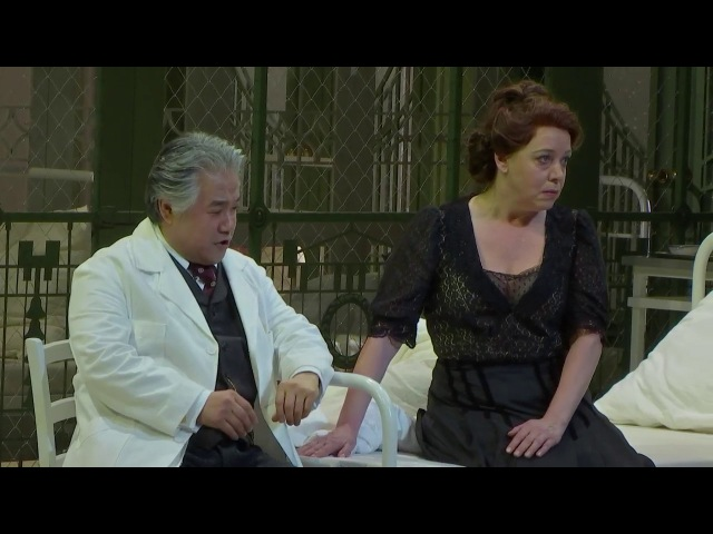 Wagner - Parsifal (Part III) Gerald Finley, Christopher Ventris, Nina Stemme_2017