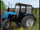 Трактор Беларус 920 или СЕЛЬСКИЙ ТРАКТОРИСТ 4. Как использовать трактор. How to use the tr...