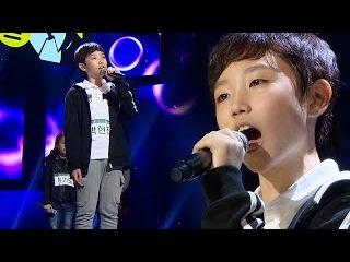 진짜 '멀티 플레이어' 박현진 마성의 목소리 '헤어지던 날' |《KPOP STAR 6》 K팝스타6 EP10