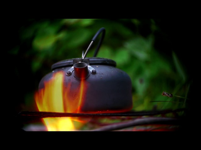 🎧 Campfire Sleeping Sound Kettle With Boiling Water Sound For Sleeping Relaxation Meditation