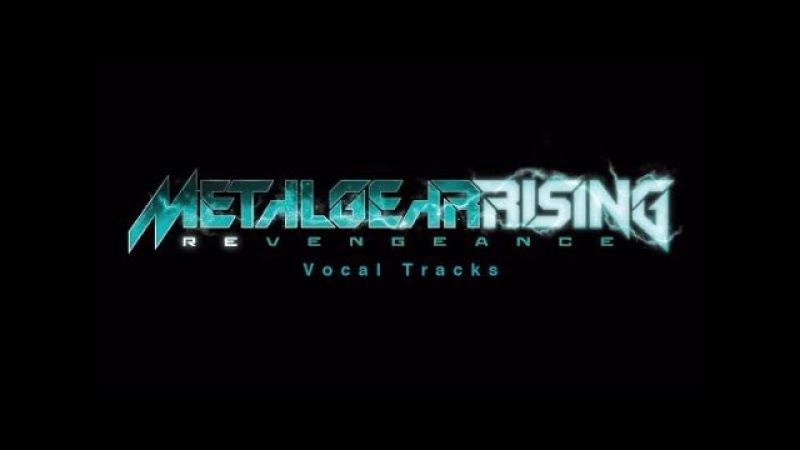 MGR : Revengeance OST / Collective Consciousness (Maniac Agenda Mix)