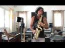 Jimmy Sax Parga Oriental sax live