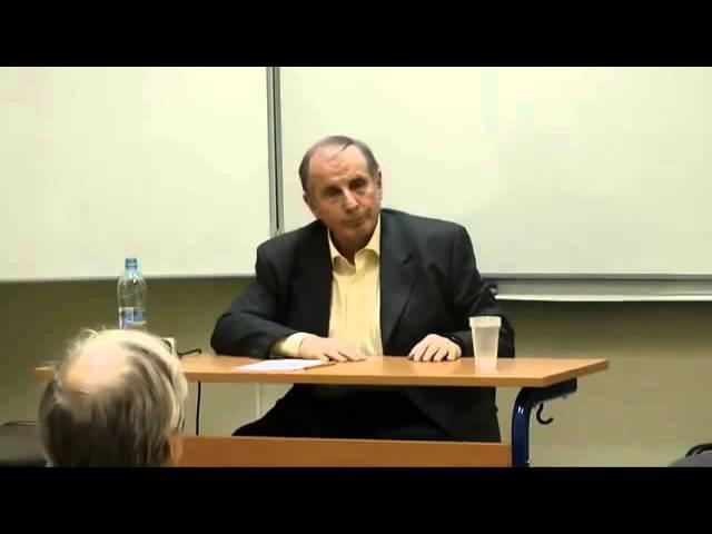Михаил Веллер: Лекция Психологическое обеспечение социальной эволюции