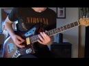 Nirvana - Negative Creep (Guitar Cover)