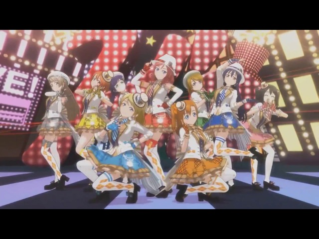 ラブライブ!スクフェス ~after school ACTIVITY~ PV「Music S.T.A.R.T!!」
