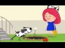 Smartanın sihirli çantası - Eğitici çocuk çizgi filmi. Bölüm 7- Smarta çiçeklere bakıyor 🌼