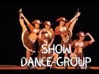 Концерт Танцевального Центра Империя г.Одесса Танец Кантри Ковбои (Dance school imperia) 3