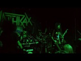 Anthrax aftershock saint vitus bar Brooklyn 91616 Live new york