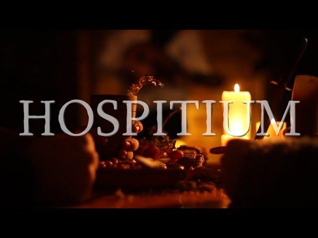 Hospitium - SALDUIE (BELOS, 2016) - con CHAIME MAGALLÓN (LURTE)