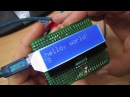 Текстовый LCD 16x2 JLX1602G-390, подключение к Arduino