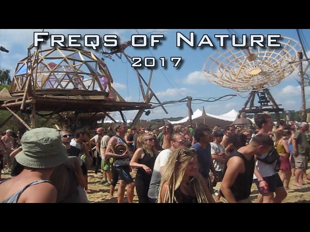 Freqs of Nature 2017 Festival Impressions 14min