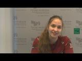 Рус кызы Елизавета Калинина татар теле турында