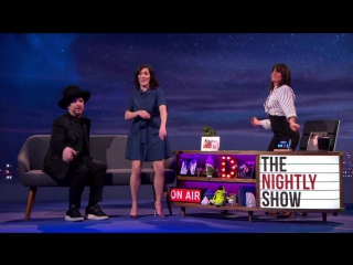 The Nightly Show 1x11 - Boy George, Vicky McClure