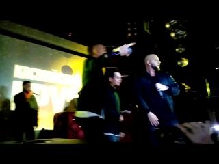 03. Каспийский груз г.Пермь night club Горный Хрусталь (20.10.2016)