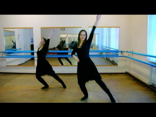 Twin sisters  Michael Jackson– The way you make me feel