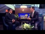 Джеки Чан  «Түнгі студияда» қонақта