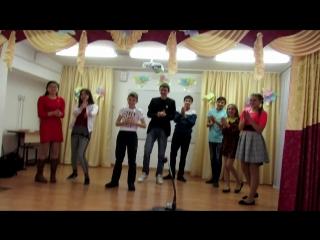 самый большой mannequin challenge в казахстане