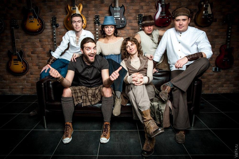 Новый альбом группы Мельница – Химера