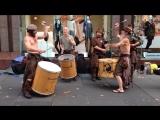 Street musicans / Уличные музыанты Clanadonia
