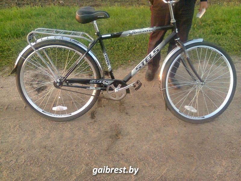 В Ивановском районе в аварии пострадал 15-летний велосипедист