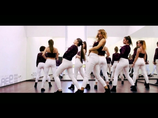 Beginners reggaeton course #10 | choreo by Anna Bedenyuk